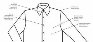 La chemise sur-mesure