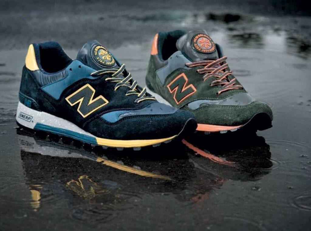 nouvelle arrivee 326a1 ea327 New Balance, des Sneakers pour connaisseurs | Monsieur