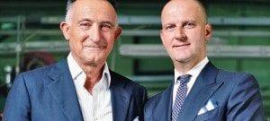 Santoni : deux générations, un succès
