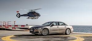 5 raisons d'aimer la nouvelle Audi A8