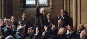 L'heure de gloire pour Churchill