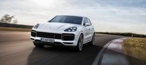 La nouvelle Porsche Cayenne :  Une autre épicée