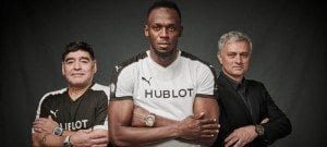 Hublot : le match amical