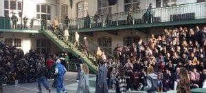 5 choses à savoir du défilé Lacoste