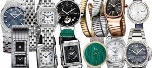 À l'heure des femmes : 10 montres iconiques pour elle