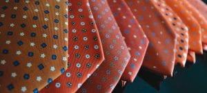 Petit guide du lavage / Chapitre 4 : La soie et la cravate