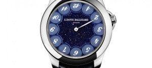 Horloger indépendant : couleur aventurine