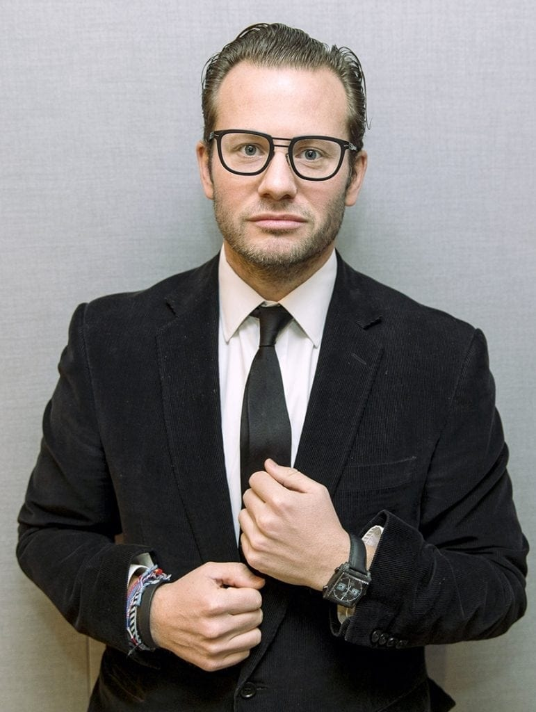 George Bamford, créateur de Bamford Watch Department.