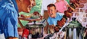 Le barbecue, une affaire d'hommes?