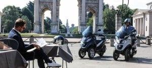 Piaggio MP3 : les clés de la ville