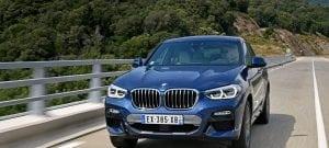 Nouveau BMW X4 : un « sport activity coupé » au fort caractère