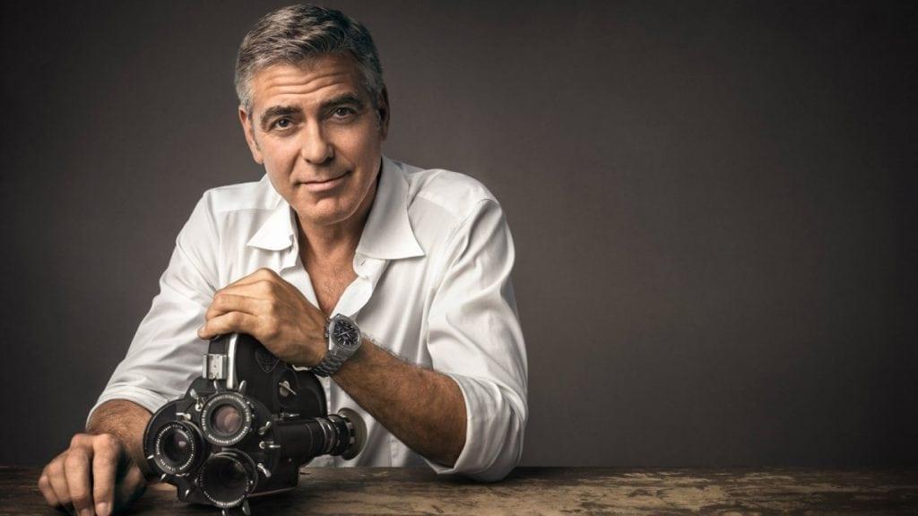 Depuis 2007, George Clooney « prête » son image à Omega.