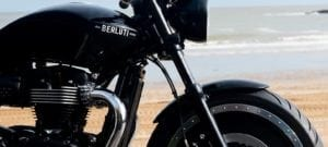 Berluti x Triumph : Les bikers en grande pompe