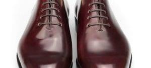 Les chaussures en cordovan : Monté sur ses grands chevaux