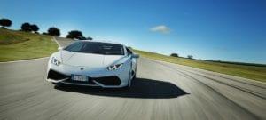 Lamborghini Huracán : La star de Lambo