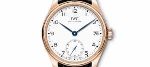 La Manufacture IWC : La version 150e anniversaire
