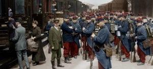 La Grande Guerre dans nos vestiaires