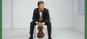 Renaud Capuçon : Un musicien moins classique qu'il n'y paraît.