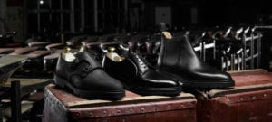 Crockett & Jones : The Black Editions