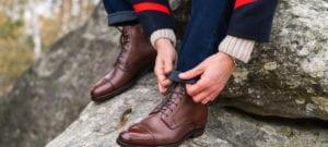 Découverte: In Corio, le soulier des hommes d'aujourd'hui