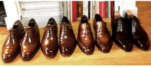 Bichonner ses souliers à la maison