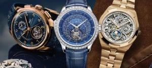 Nouveautés horlogères 2020