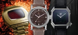 Nouveautés horlogères 2020 : les montres design et contemporaines