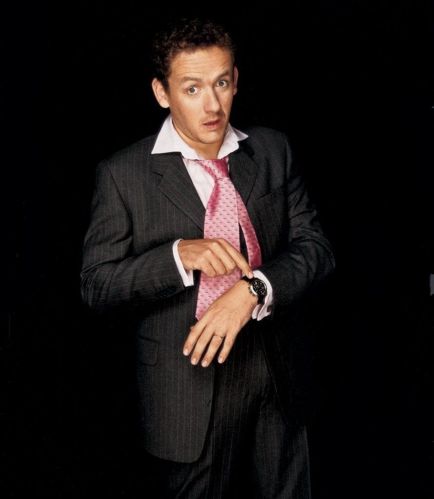 Dès ses premiers succès, Dany Boon a pu commencer sa collection de montres, avec notamment cette Breguet Type XX.