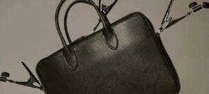 Léo et Violette : Le sac parfait est en veau grainé