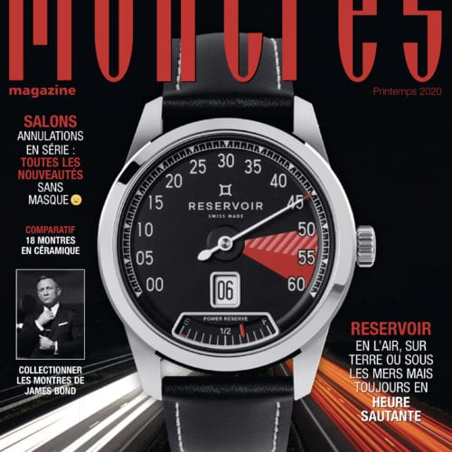 montres magazine printemps