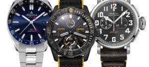 Horlogerie millésime 2020 : les montres sportives