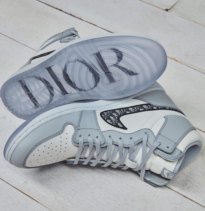 Pas encore sortie, la Air Dior, déjà estimée à plus de 90 000 €.