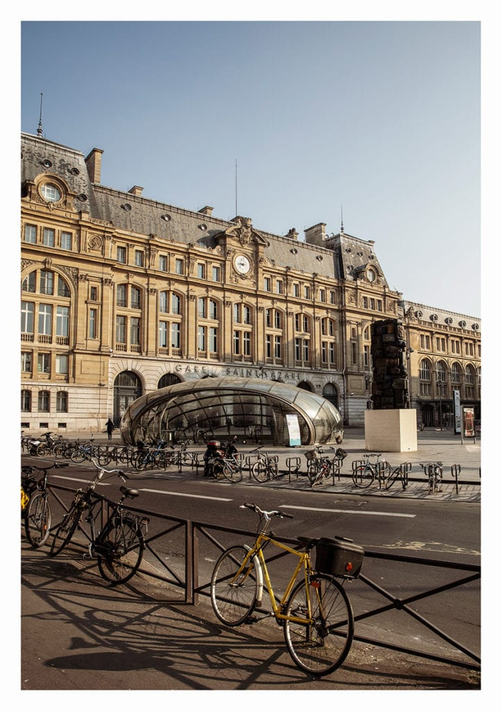 Stephane Gizard Paris Fige Saint Lazare