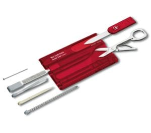swisscard 10 outils victorinox ouverte