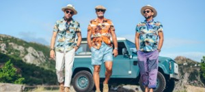 Icône : La chemise hawaïenne