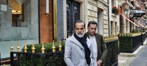 Cifonelli à Savile Row