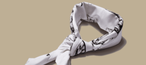Le bandana revisité : Une grand histoire autour du cou