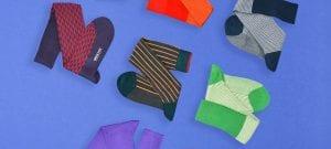 Chaussettes : oser la couleur