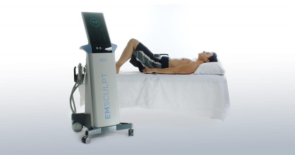 Le système est basé sur des ondes électromagnétiques concentrées de haute intensité et non des impulsions électriques comme la plupart des procédés de stimulations musculaires.