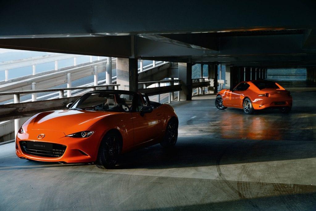 Photographie Courtezy Mazda ©