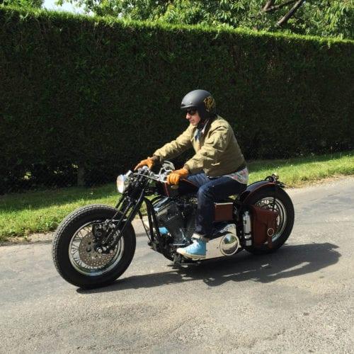 dimitri gomez en moto