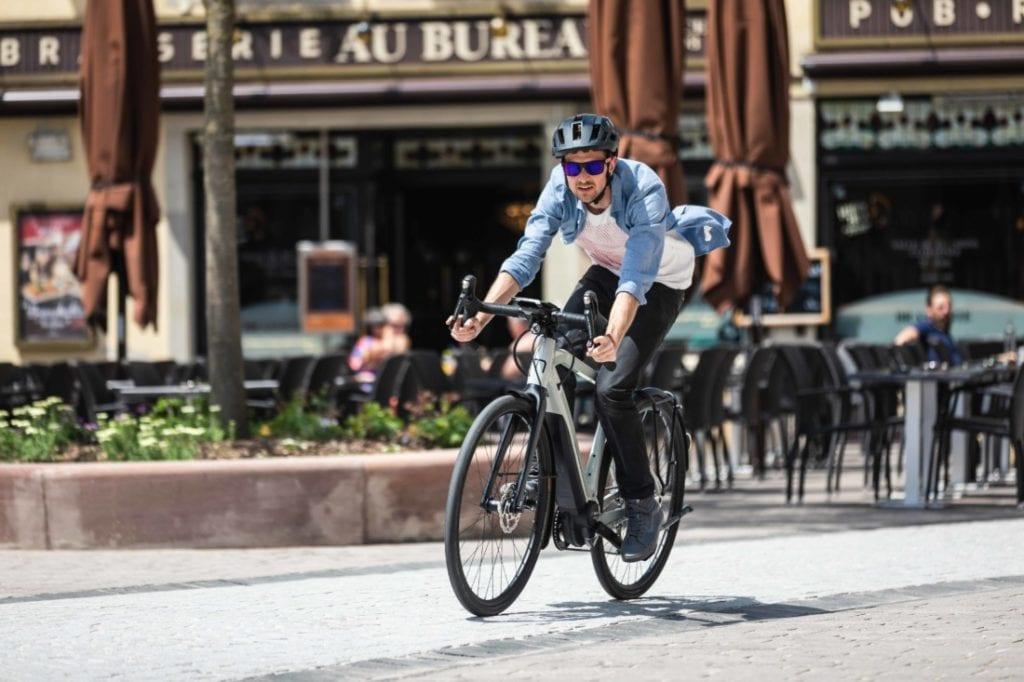 Vélo électrique Moustache Bikes.