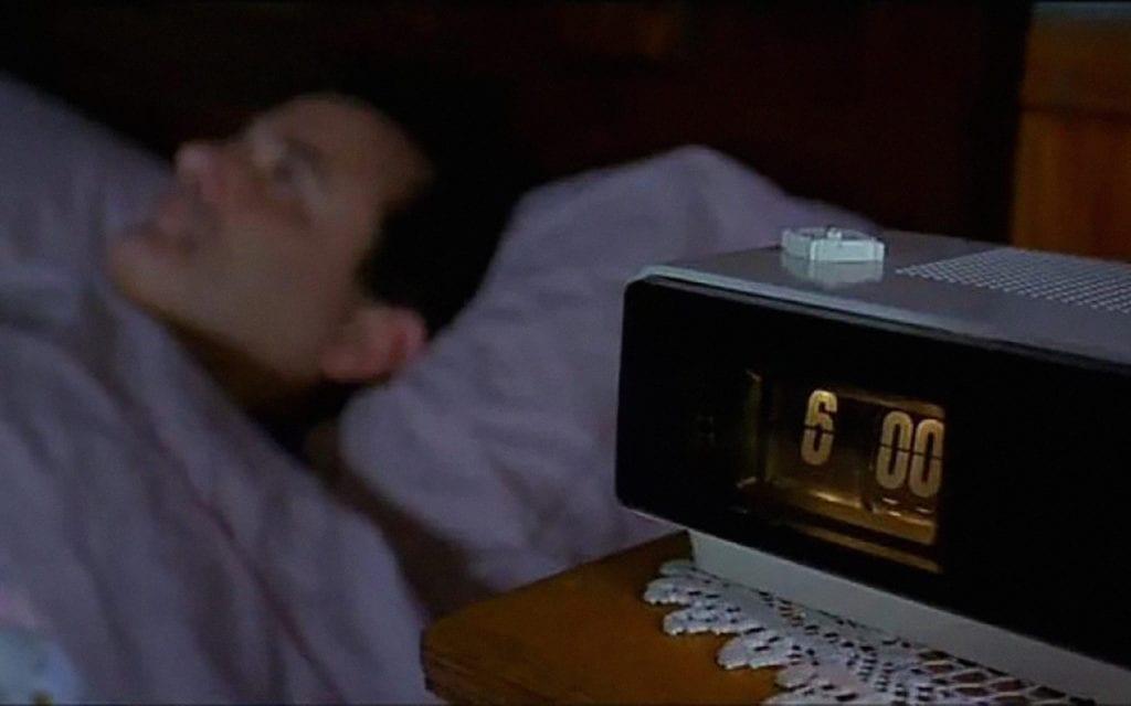 La fameuse scène où Bill Murray espère pouvoir sortir de sa boucle intemporelle. « Un Jour sans fin » d'Harold Ramis (1993).