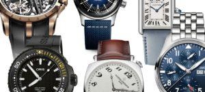 Horlogerie : Nos coups de cœurs 2021